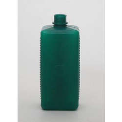 Rectangular Plastic Bottle