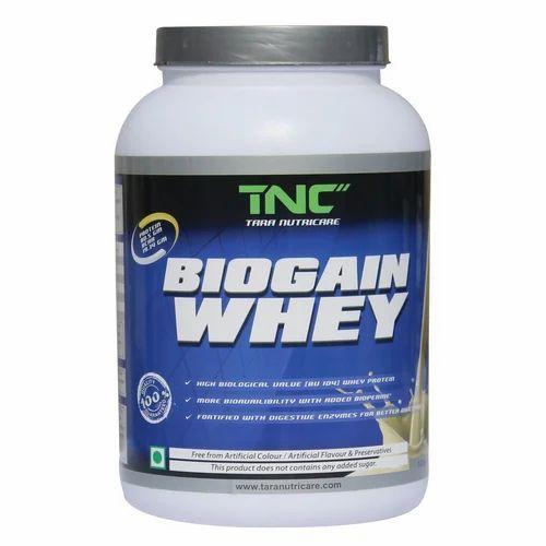 Biogain Whey