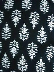 beautiful flower booti fabric