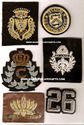 Hand Embroidery Badges & Patches