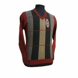 Gents V-Neck Pullover