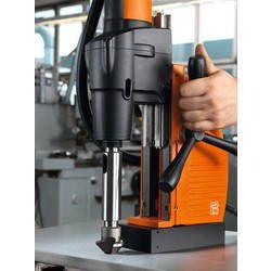 Broach Cutting Machine With Countersinking