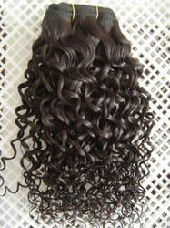 Virgin Remy Indian Curly Weave Hair