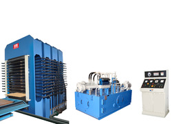 Hydraulic Hot Press For Densified Plywood