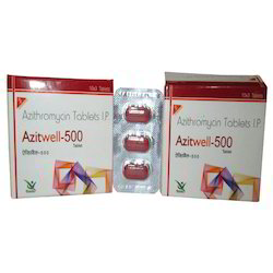 Azithromycin Tablets I.P
