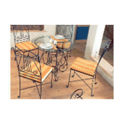 Dining Room Set Wrought Iron
