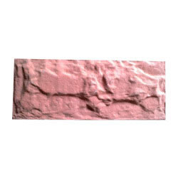 rough stone wall tile