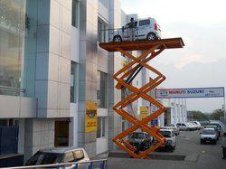 High Lift-Scissors Lifts
