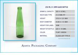 250 Ml 31.5mm Glass Bottle