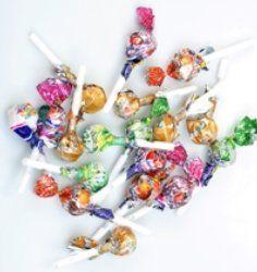 Whistle Lolly Pop Sticks