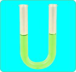 Absorption U-Tube, Plain