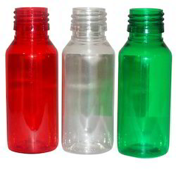 Round Pharma Pet Bottles 60 ML