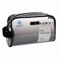 PVC Bag-Transparent kit