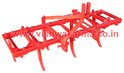 Mini Tractor Cultivator- box type frame
