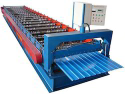 Roof Sheet Making Machinery