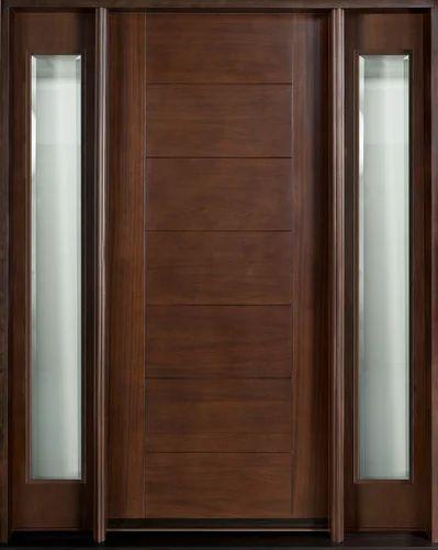 Ordinaire Modern Wood Door