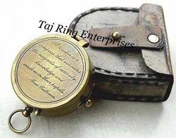 Antique Flap Compass