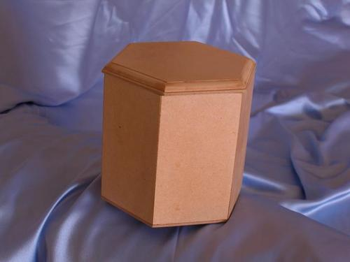 Hexagon MDF Boxes