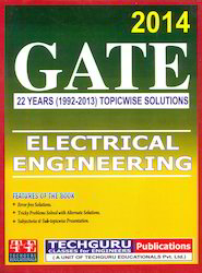GATE 2014 Electrical Engineering Anthropology Books