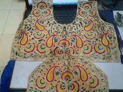 designer blouse piece