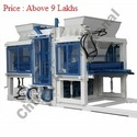 Automatic Cement Block Making Machine