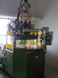 Multi Plast 55 Ton Vertical Molding Machine