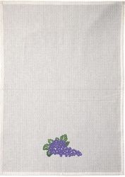 Yarn Dyed Kitchen Towels Wit Embroided