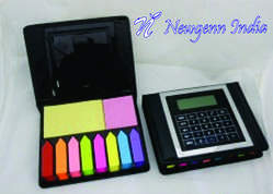 084-DA- Calculator With Memo Pad