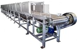 Can Cooling Conveyor