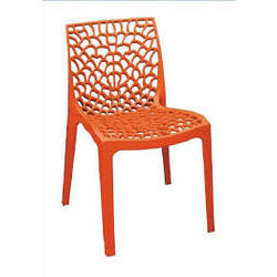 Web Moulded Chair