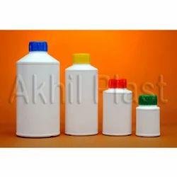 AP04 HDPE Ciba Shape Bottle