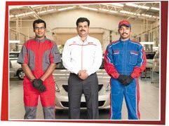 Toyota's Qualified Manpower