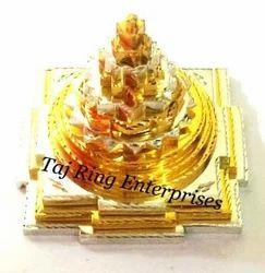 Gold Polish Shree Yantra