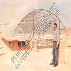 Fibreglass Sheds For Roofs