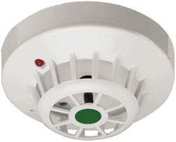 Optical Heat Detector