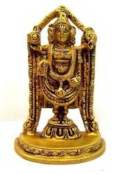 Marble Lord Tirupati Balaji Statue