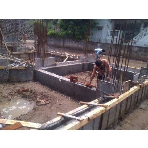 Plinth Beam Concrete Work Service Provider