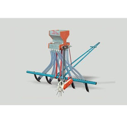 Ox Driven Seed Drill