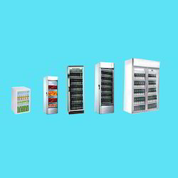 Double Refrigerated Display