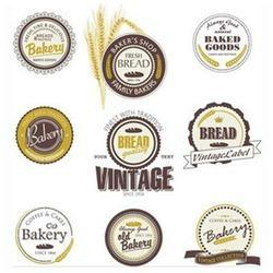 Bakery Packaging Sticker
