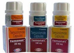 Temonat Temozolomide Capsules