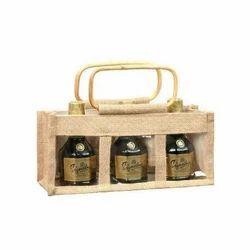 Triple Bottle Wine Bag