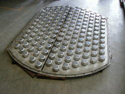 Bubble Cap Trays