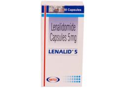 Lenalidomide 5 Mg Lenalid Capsules Price & Details