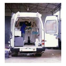 Mobile Medical Van Manufacturers Suppliers Amp Exporters