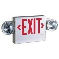 exit lights manufacturers suppliers exporters of emergency exit. Black Bedroom Furniture Sets. Home Design Ideas