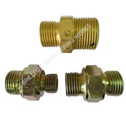 Hydraulic Connector and Hydraulic Nut