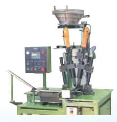 dual spindle automatic screwing machine
