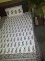 Block Print Cotton Bedspreads