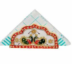 Marble Paper Napkin Holder